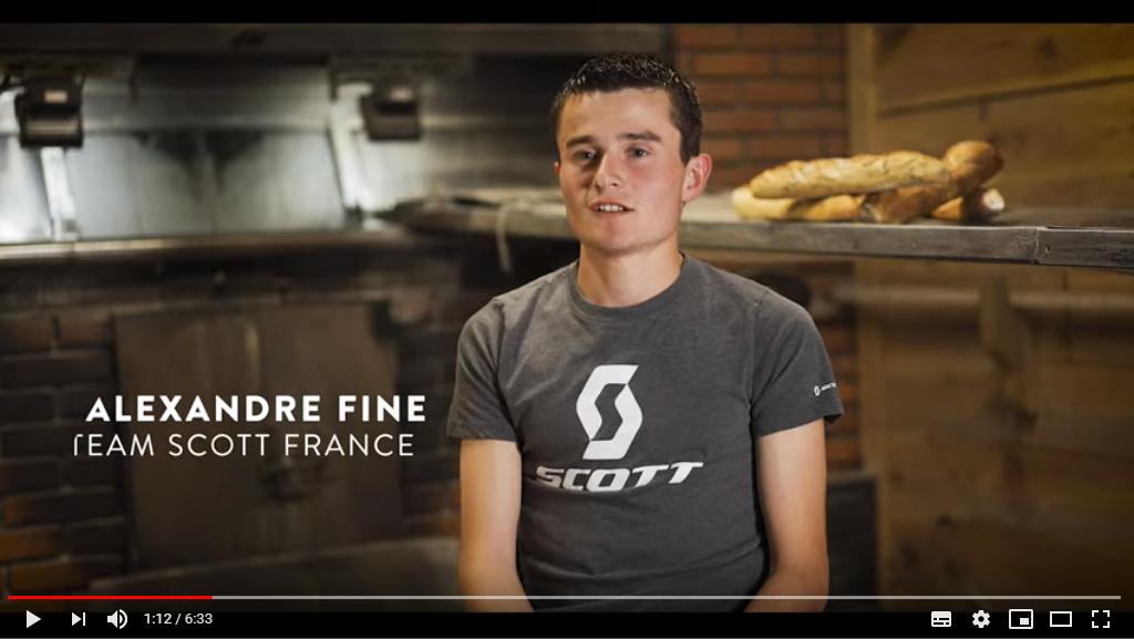 alexandre fine - REPORTAGE SUR ALEXANDRE FINE (champion de france de trail court 2018)