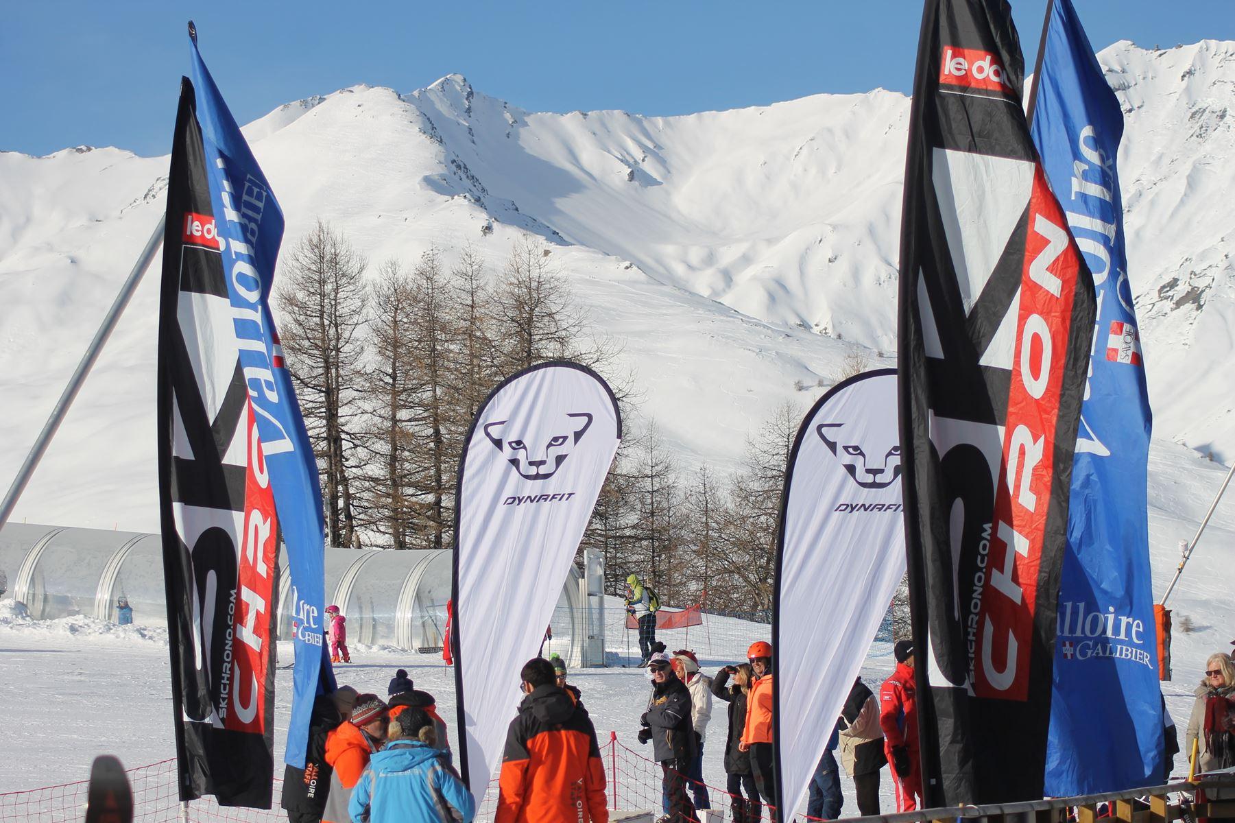 aire darrivée - Résultats de la 3ème édition du Valloire Dynafit Vertical (ski alpi) 04/01/2020
