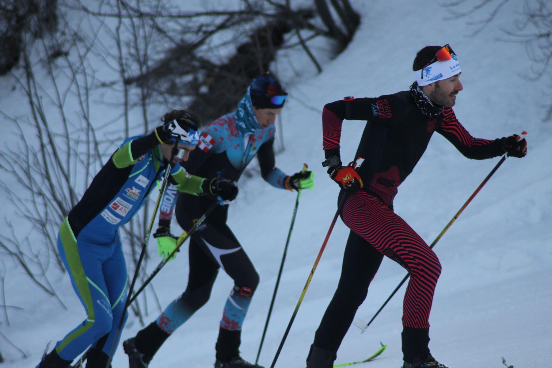 groupe de chasse - Résultats de la 3ème édition du Valloire Dynafit Vertical (ski alpi) 04/01/2020
