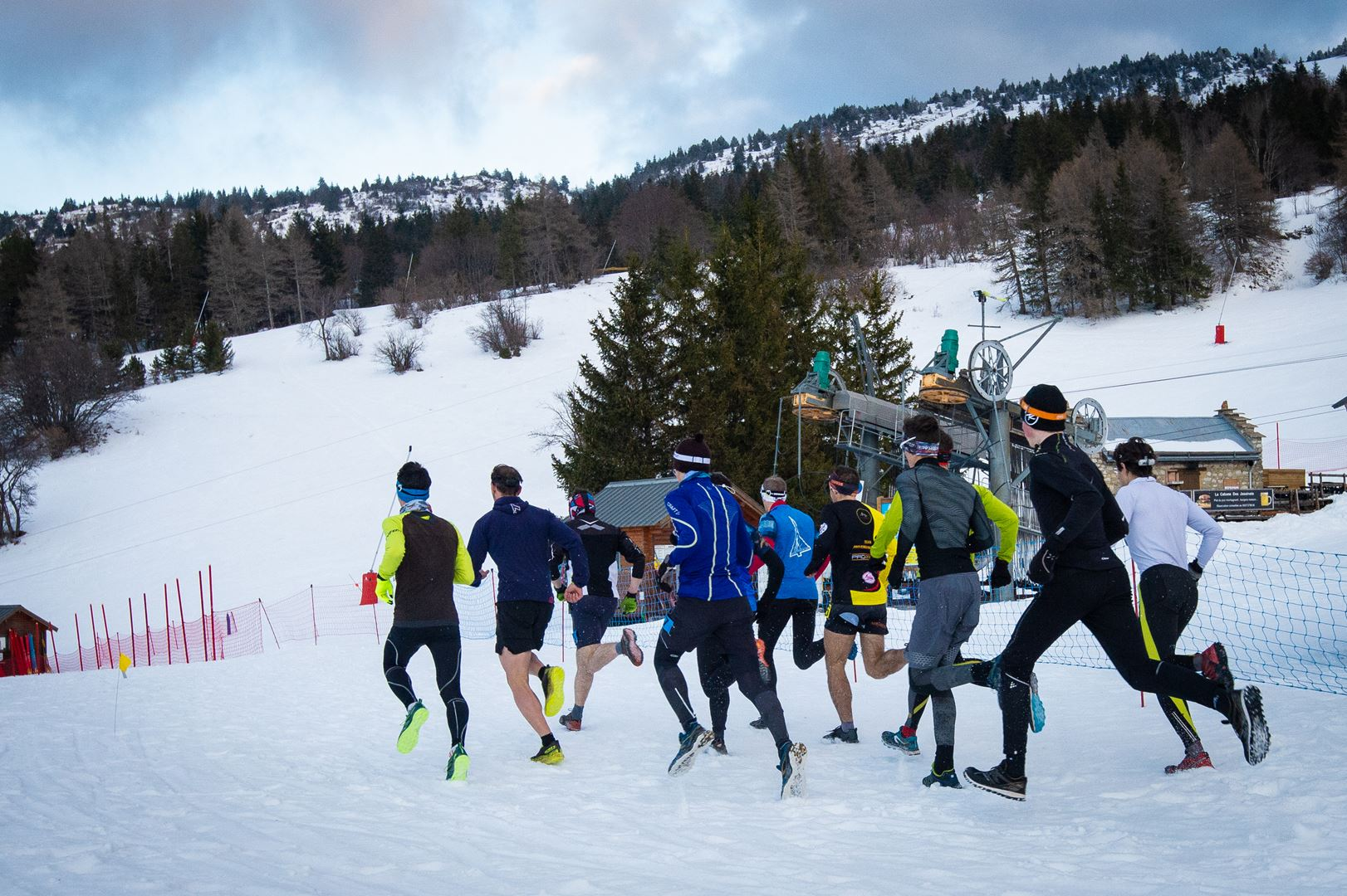 winter sibo trail 2020 HD aufildeslumieres 0023 - RESULTATS ET PHOTOS DU WINTER SIBOTRAIL LANS EN VERCORS (07/03/2020)